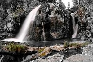 Муихтинский водопад. Караколы. Алтай (3003)