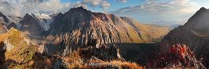 Горы Актру. Алтай (6406)