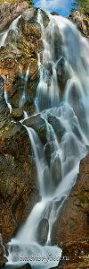 Водопад Кокколь. Большой Алтай (7037)