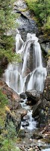 Водопад Куркурек. Курайский хребет. Алтай (7041)