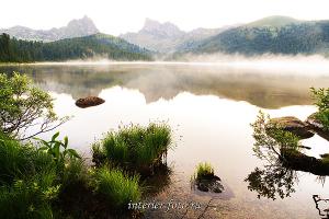 Озеро Светлое в Ергаках, Саяны