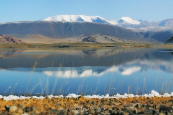 Гора Цамбарагав - Монгольский Алтай
