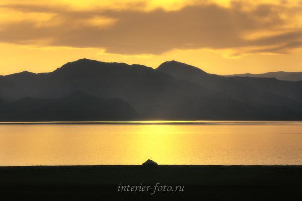 Озеро Толбо-Нуур - Монгольский Алтай