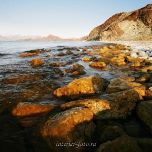 Озеро в Монголии