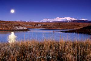 Пейзаж На плато Укок