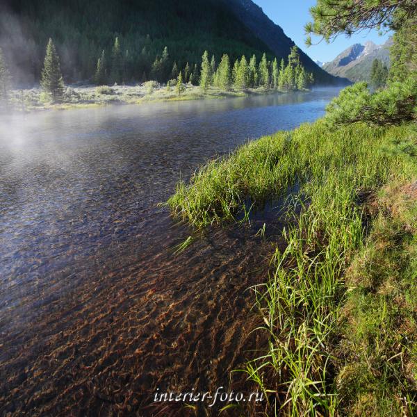 Мультинские озера - исток Мульты