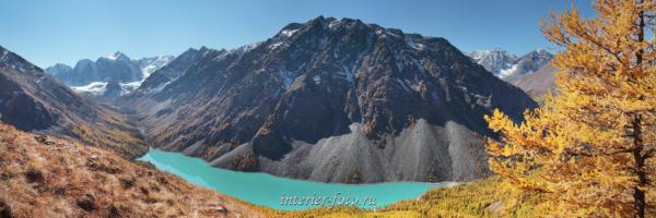 Шавлинское озеро на Алтае