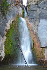 Шинокские водопады - Алтай