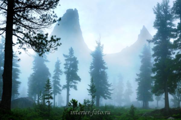 Скала Парабола - хребет Ергаки
