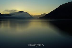 Утро на Телецком озере - Артыбаш