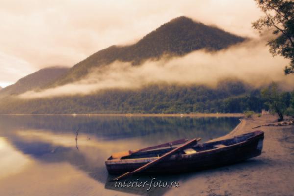 Карагай - юг Телецкого озера