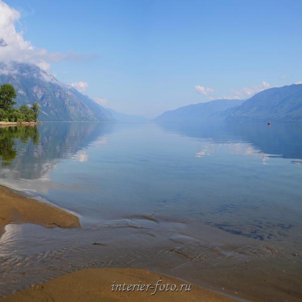 Карагай - Телецкое озеро
