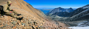 Перевал Таджилу-Кубадру, Курайский хребет
