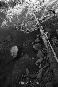 Отражение в Кучерлинском озере