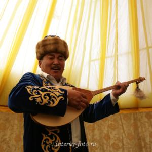 Во время экспедиции по Восточному Казахстану
