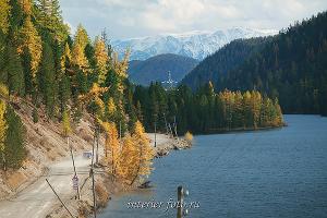 Мертвое озеро - Чайбекколь