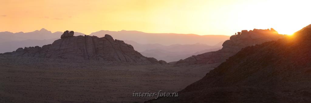 Рассвет в Монголии - Ачит