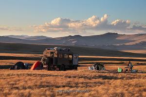 Экспедиция на плато Укок
