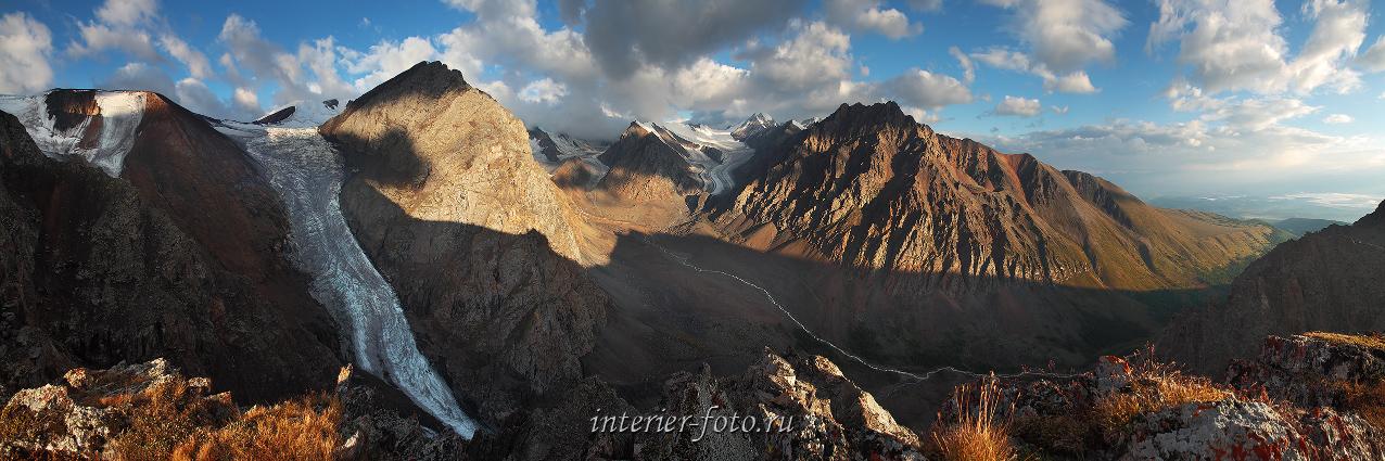 Горы Актру - Алтай