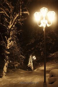 Авторское художественное фото Зима в Белокурихе