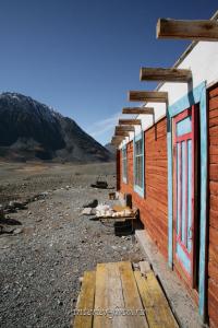 Тувинский дом в Цаган-Голе - Монголия