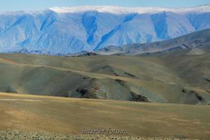 Классические пейзажи Западной Монголии