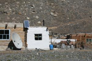 Поселение в долине Цаган-Гола - Монголия