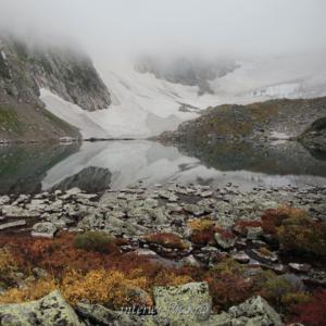 Озеро под перевалом Тронова - Кузнецкий Алатау