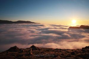 Облака над Золотой долиной - Кузнецкий Алатау