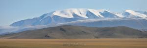 Гора Цабагарав в Монголии