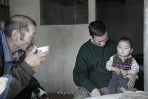 В гостях у монгольских тувинцев - Цаган-Гол