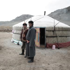 Тувинцы Западной Монголии