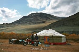 Едем в гости к монгольским тувинцам