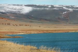 Озеро Даян в Монгольском Алтае