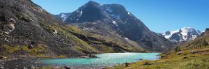 Шестое озеро на Малом Кулагаше