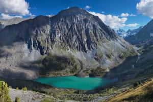 Четвертое озеро сверху - Малый Кулагаш
