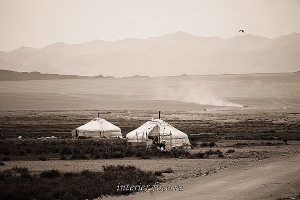 Монгольские пейзажи. Ачит-Нуур