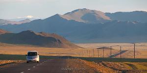 Монгольские дороги