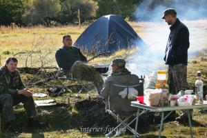 В нашем лагере