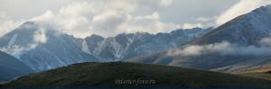 Горы Тувы - Цаган-Шибэту