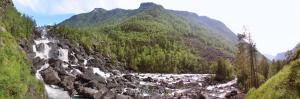 Водопад Учар - Чульчинский