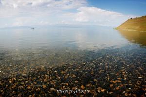 Озеро Хубсугул - Монголия
