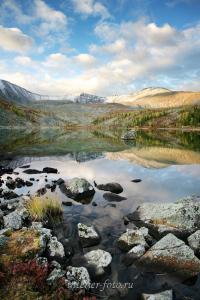 Второе Стоктышское озеро - Саяны