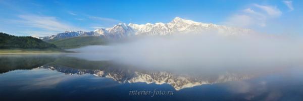 Озеро Джагысколь на Алтае