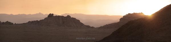 Сепия фото - Монголия