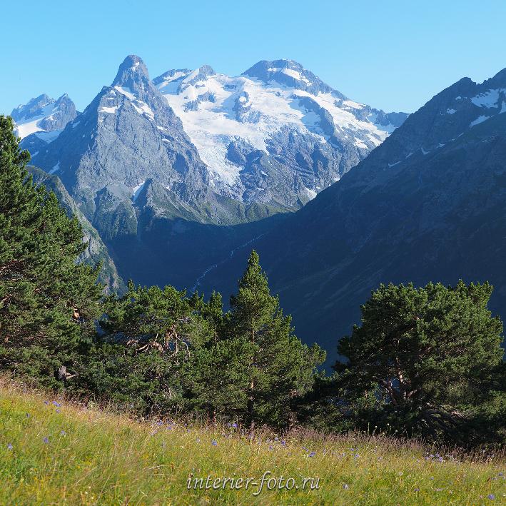 Гора Псыш в Архызе