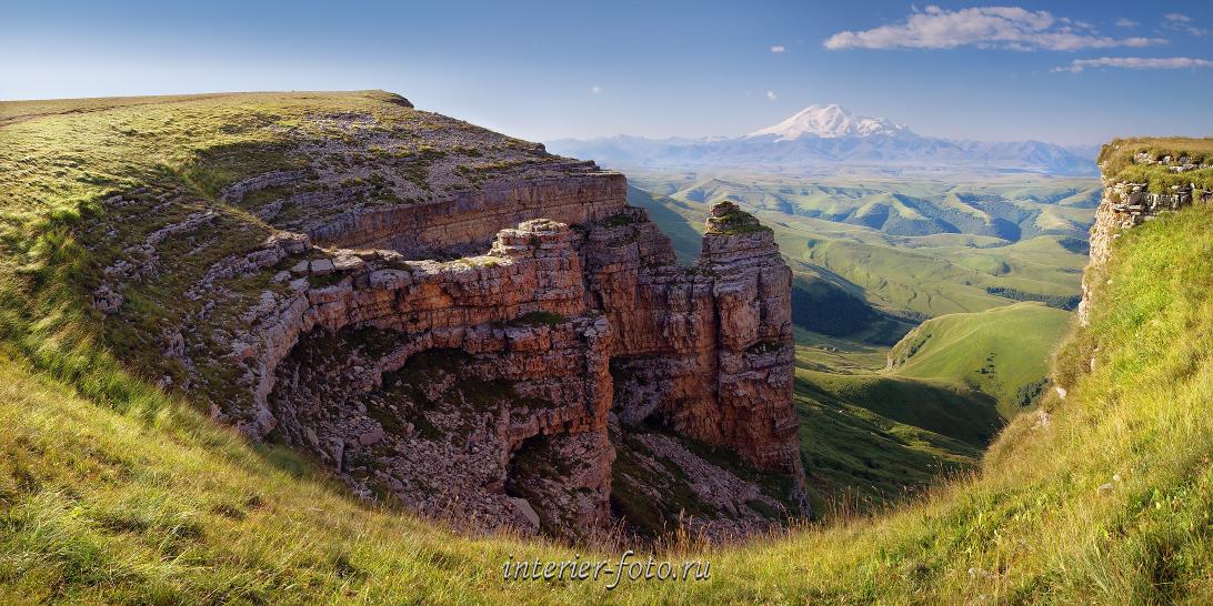 Панорама Бермамыт