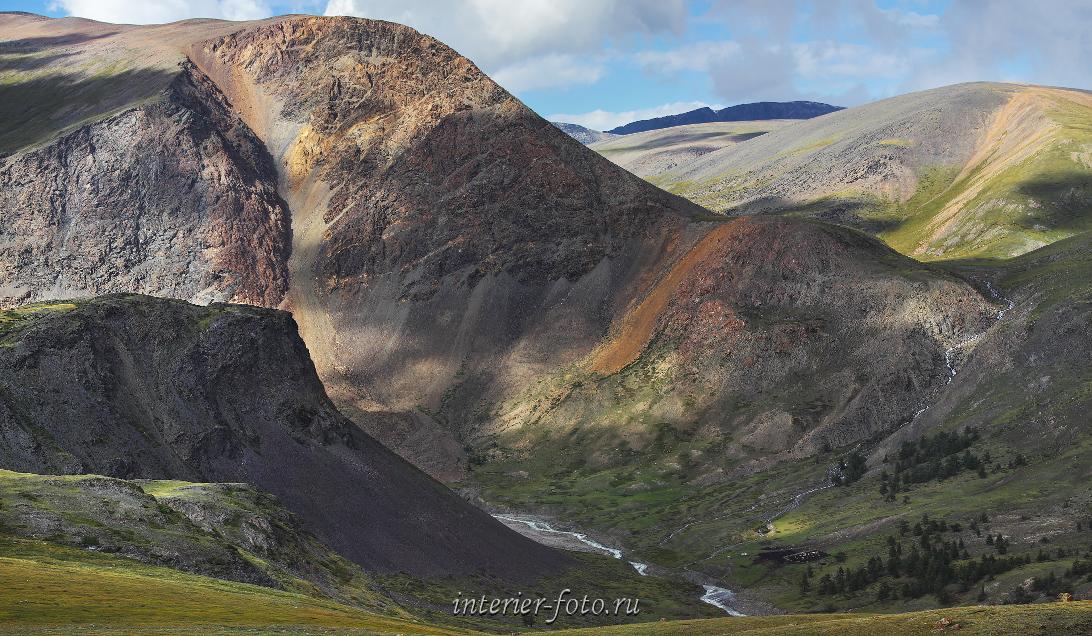 Горы ущелья Джело