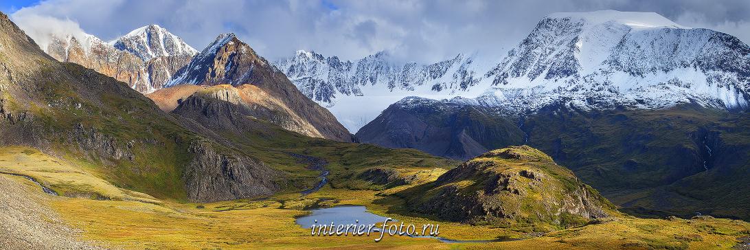 Верховья Джело на Алтае