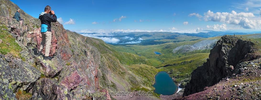 Алтайское лето В горах